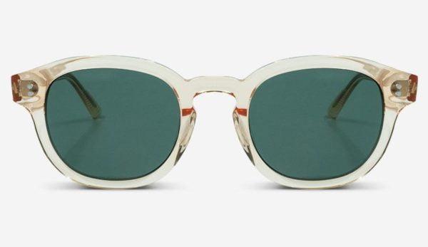 Sonnenbrille Roe Champagne Unisex von MessyWeekend