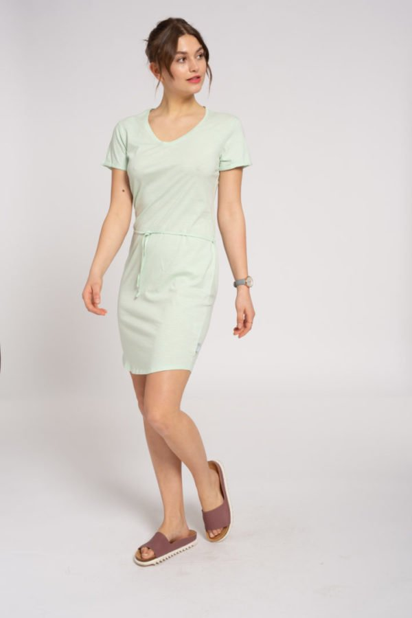 Basic Jerseydress Mint von Recolution