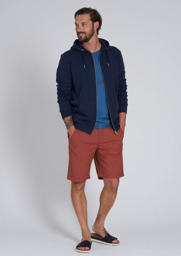 Basic Sweatjacket Navy von Recolution