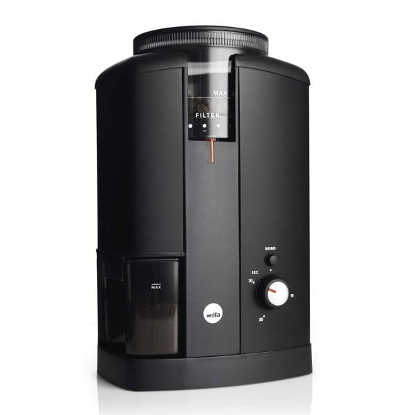 Svart Kaffeemühle Aroma CGWS-130B von Wilfa