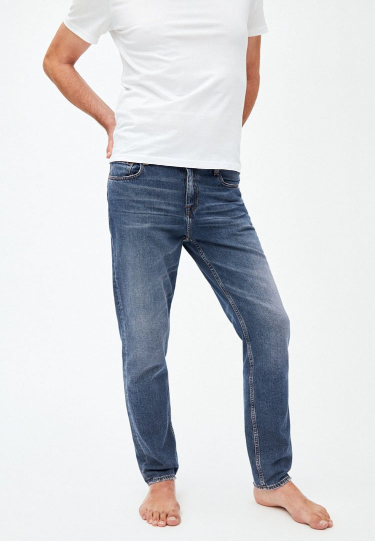 Jeans Dylaan In Used Blue von ArmedAngels