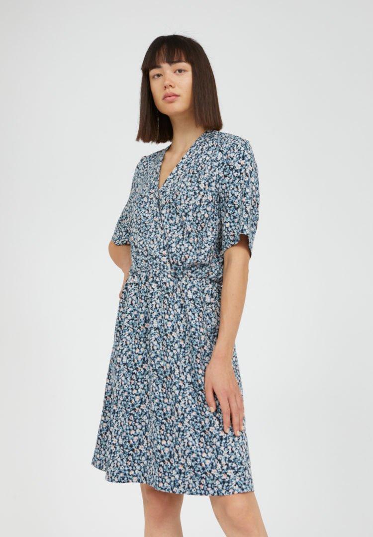 Kleid Airaa Primrose In Foggy Blue von ArmedAngels