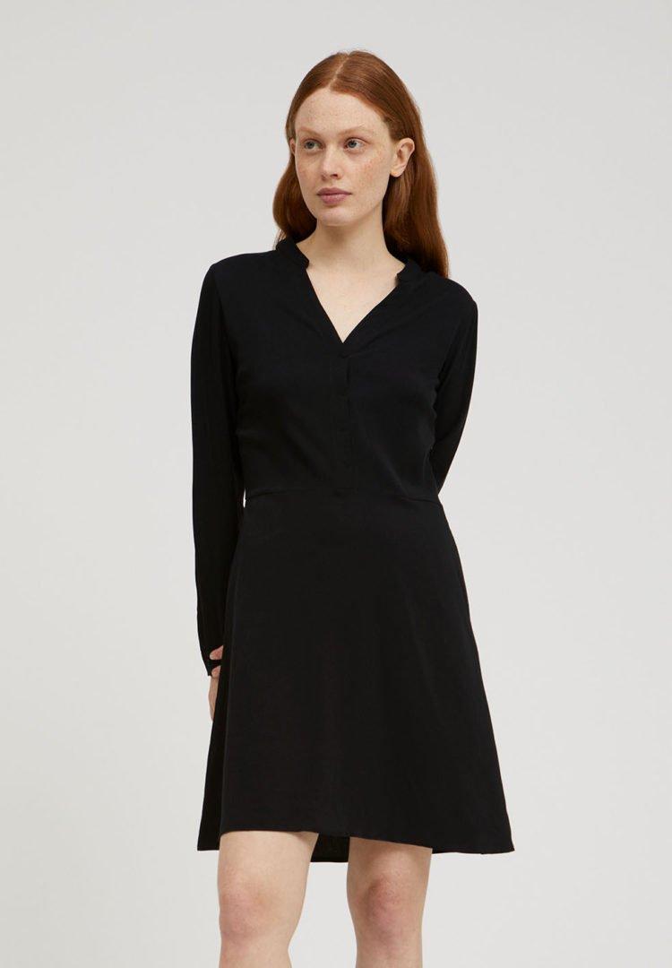Kleid Ceylonaa In Black von ArmedAngels