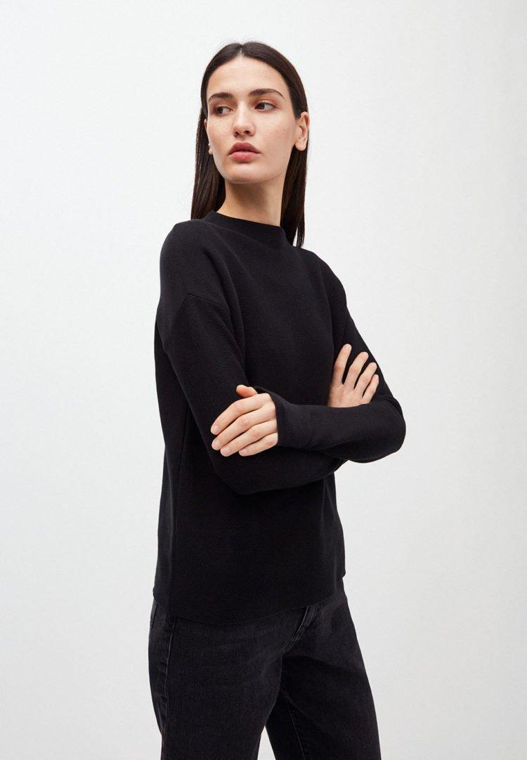 Strickpullover Medinaa In Black von ArmedAngels
