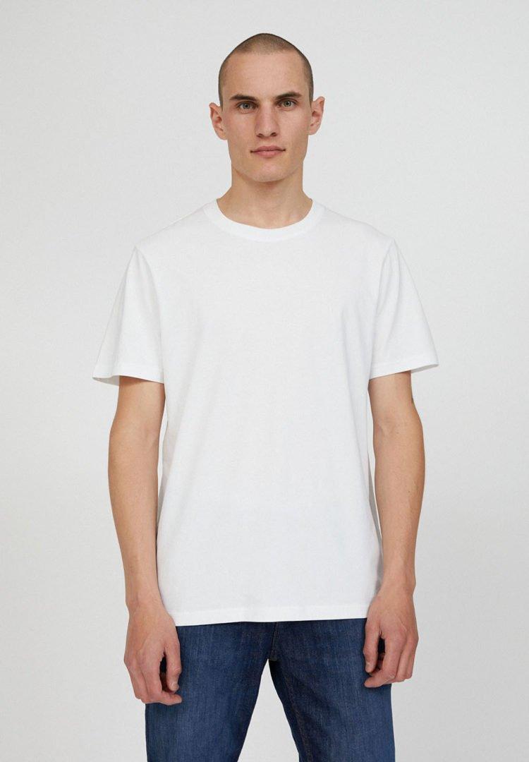 T-shirt Aado In White von ArmedAngels