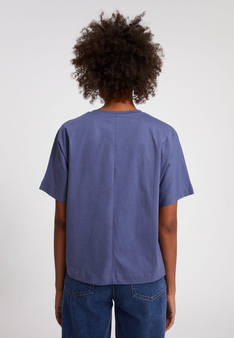 T-shirt Kajaa In Foggy Blue von ArmedAngels