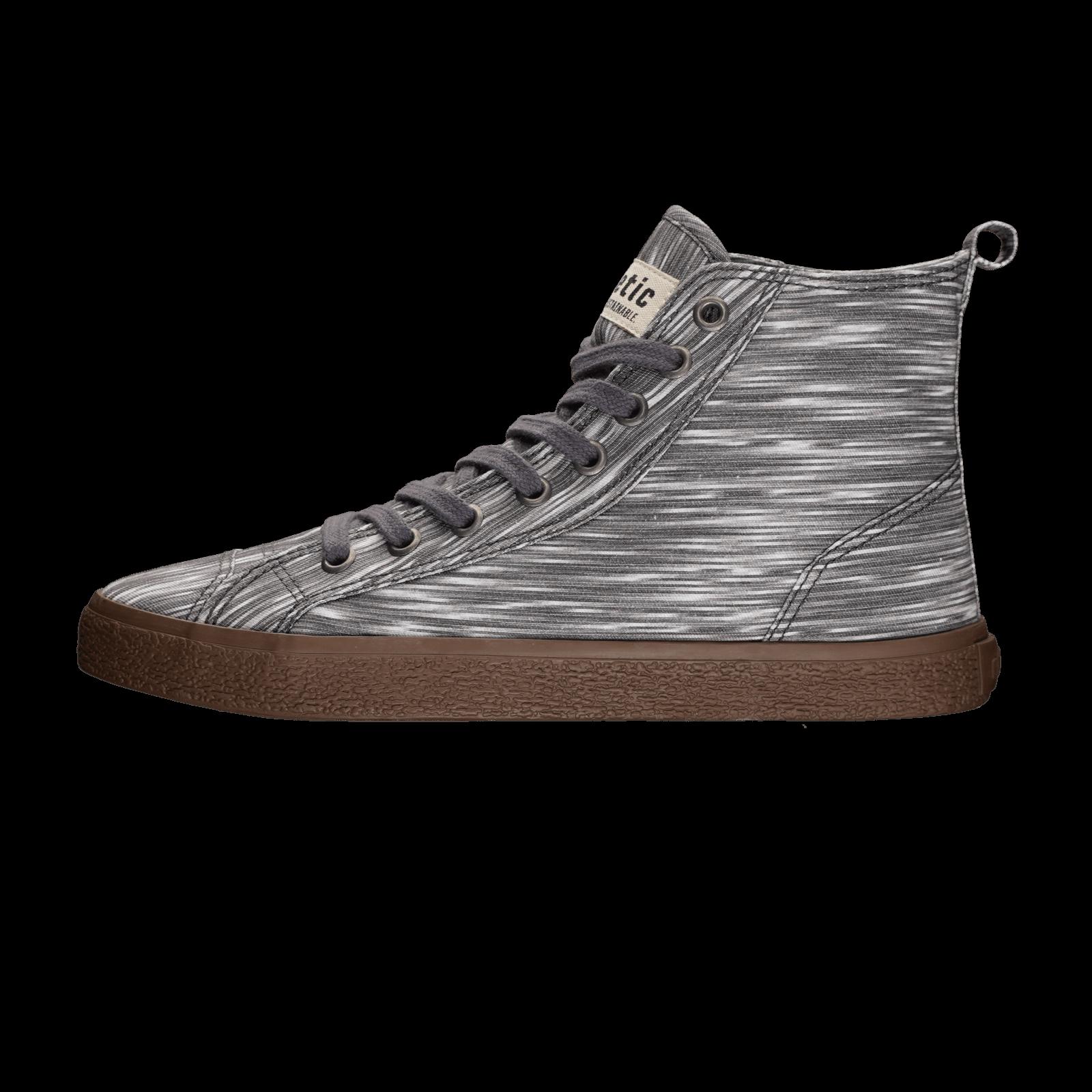 Fair Sneaker Goto HI Grey Melange von Ethletic