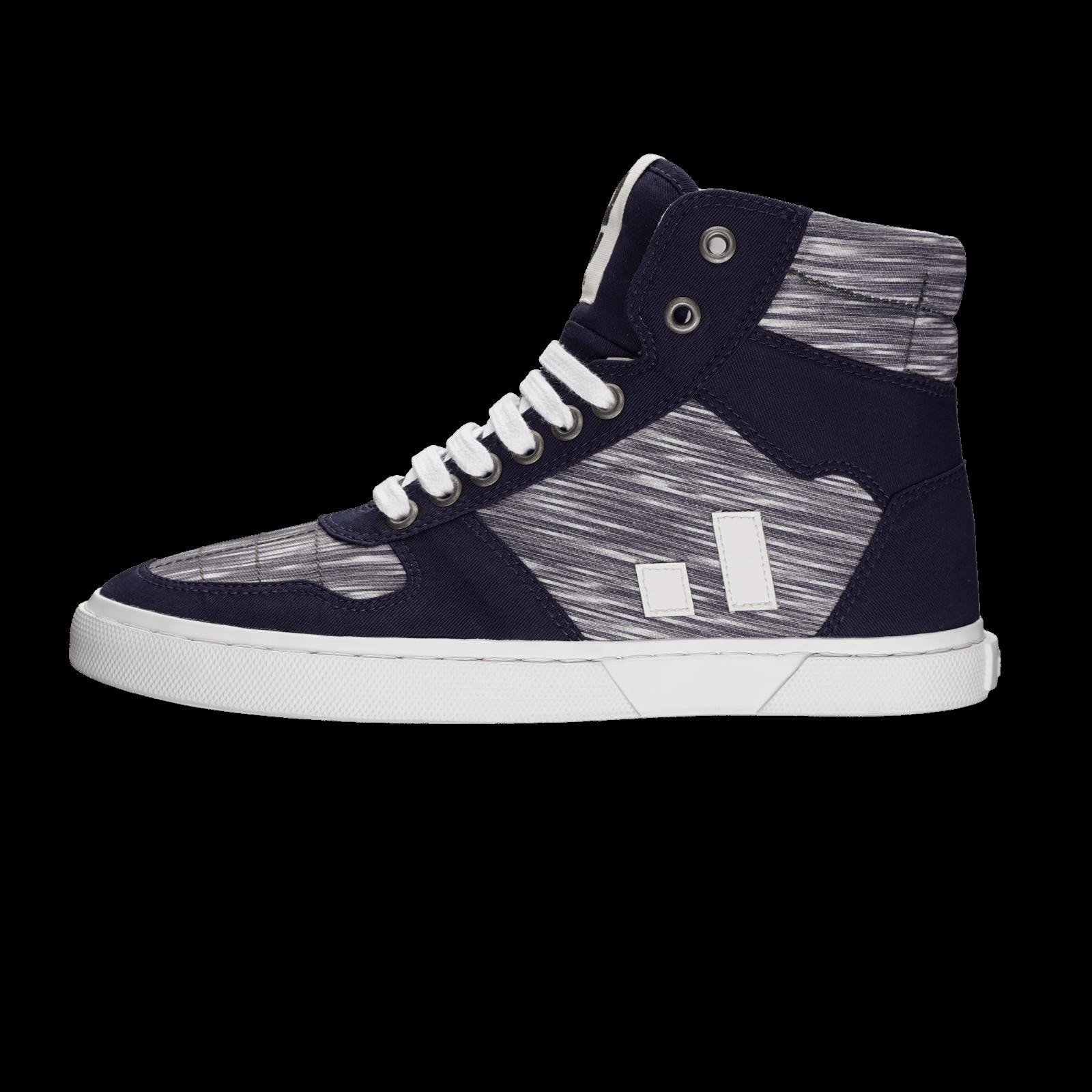 Fair Sneaker Hiro II Indigo Melange von Ethletic