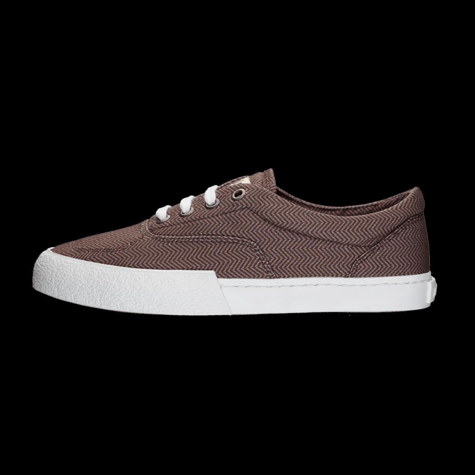 Fair Sneaker Randall II Fishbone Chocolate von Ethletic