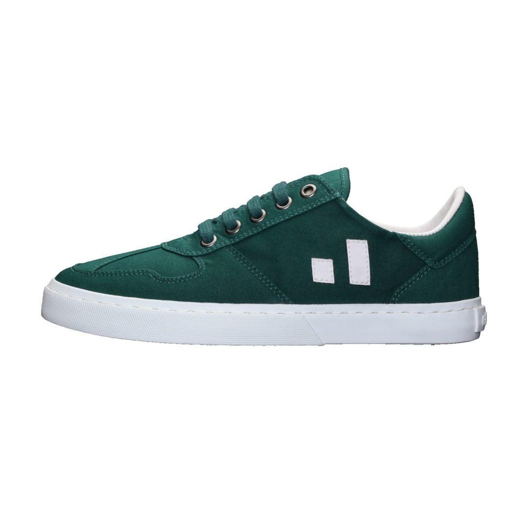 Fair Sneaker Root II Emerald Velvet von Ethletic