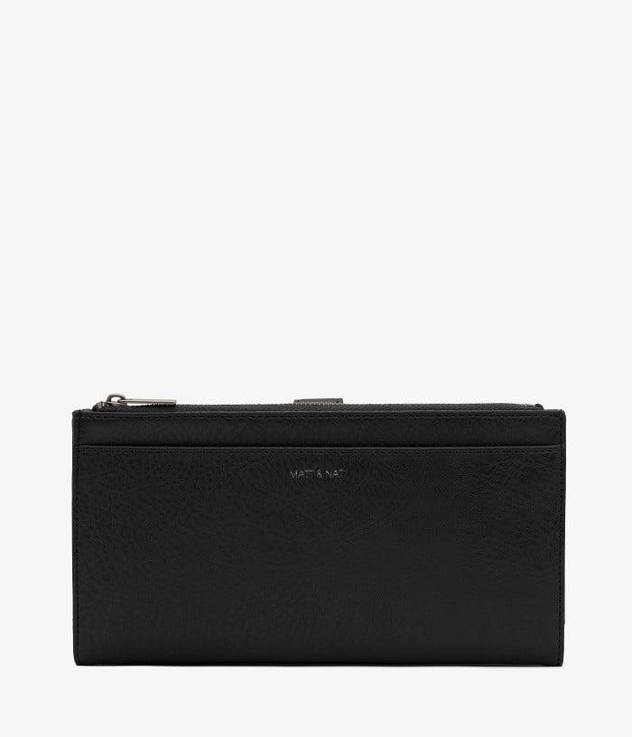 Motiv Lg Wallet Black von Matt & Natt