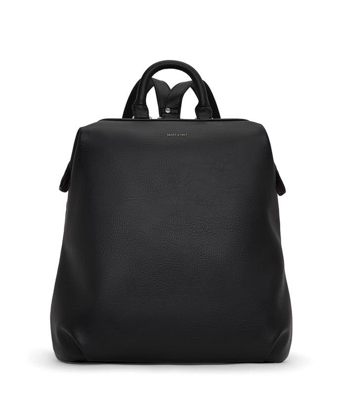 Vignelli Fair Fashion Backpack Black von Matt & Natt