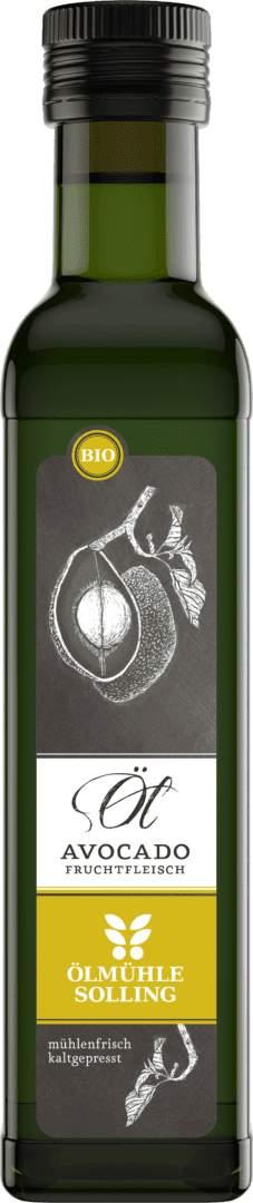 Avocadofruchtfleischöl 250 ml von Ölmühle Solling