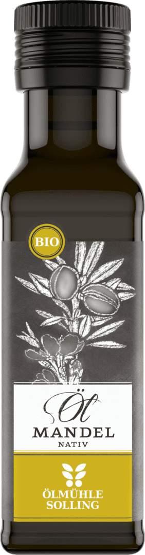 Mandelöl nativ 100 ml von Ölmühle Solling