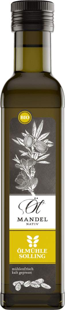 Mandelöl nativ 250 ml von Ölmühle Solling