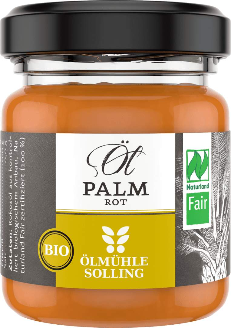 Palmöl rot 30 ml von Ölmühle Solling