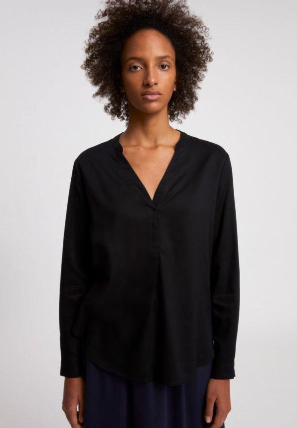 Bluse Ceylaan In Black von ArmedAngels