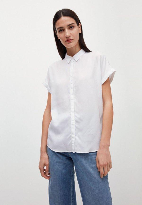 Bluse Zonjaa In White von ArmedAngels