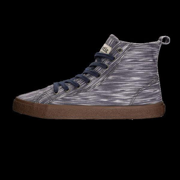 Fair Sneaker Goto HI Indigo Melange von Ethletic