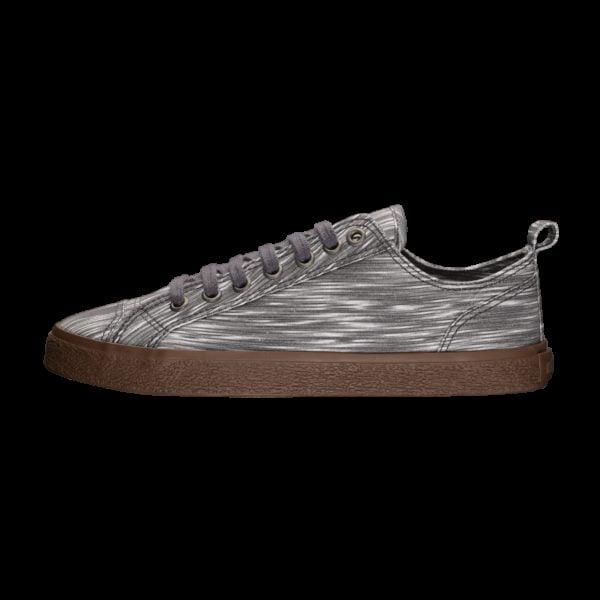Fair Sneaker Goto Lo Grey Melange von Ethletic