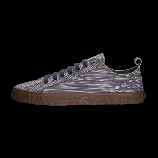 Fair Sneaker Goto Lo Indigo Melange von Ethletic