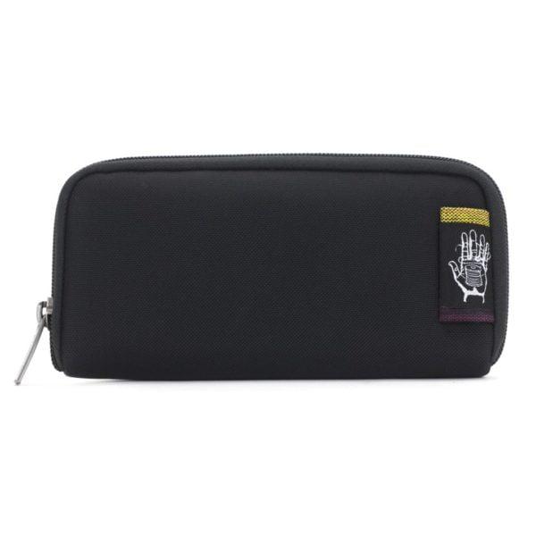 Chiburi Accordion Wallet RFID Block Ballistic Black von Ethnotek