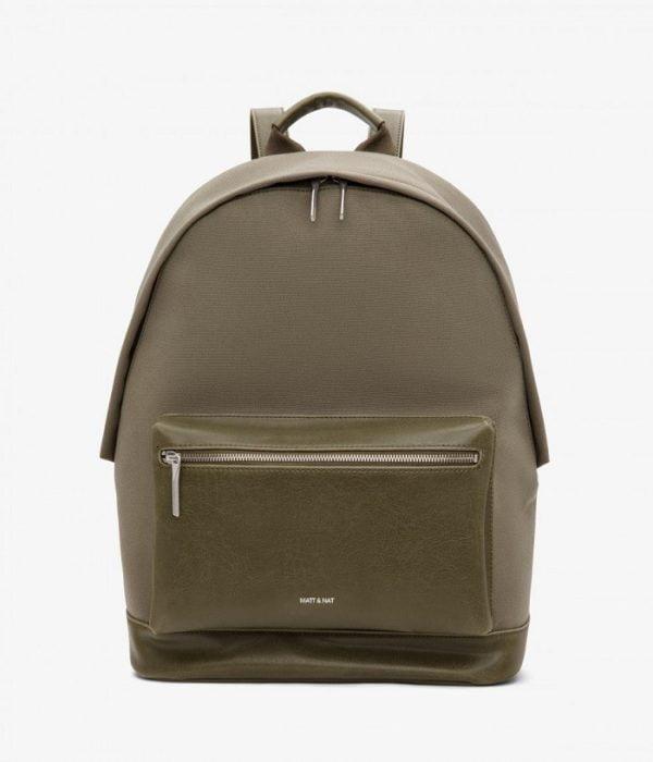 Bali Lg Fair Fashion Backpack Olive von Matt & Natt