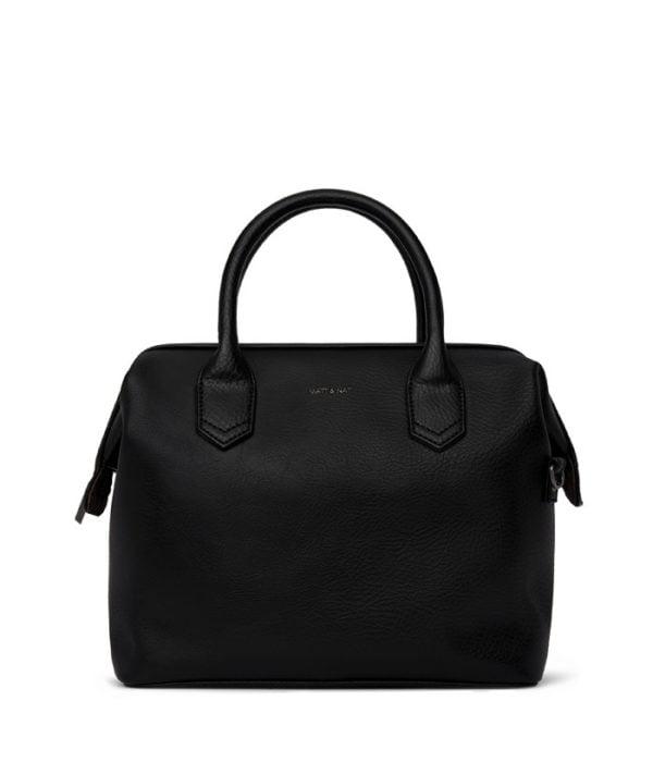 Beige Nachhaltige Handtasche Black von Matt & Natt