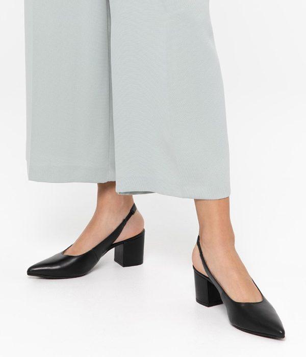 Iman Faire Damen Schuhe Black von Matt & Natt