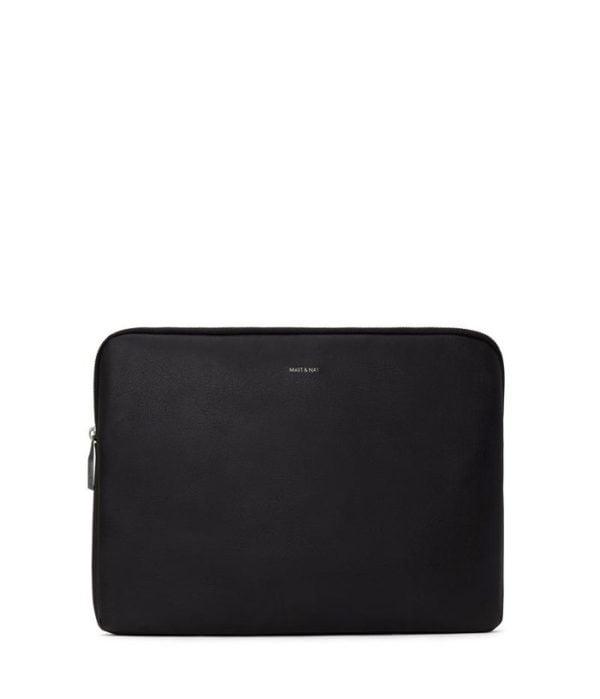 Laptoptasche Vegan Ofin 15 Black von Matt & Natt