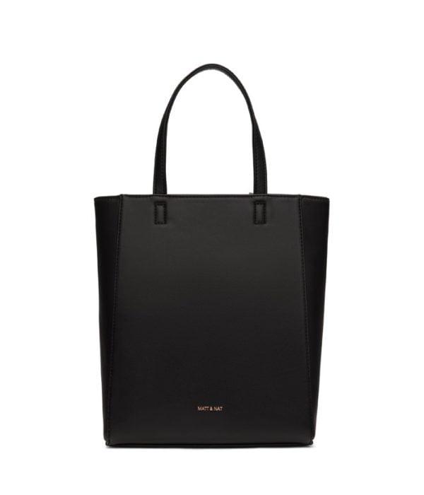 Sella Nachhaltiger Shopper Black von Matt & Natt