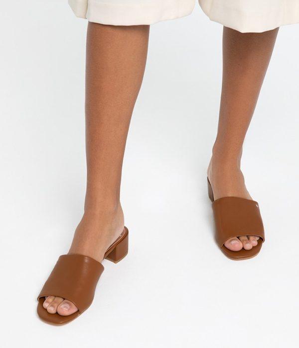 Tibi Fair Fashion Sandale Chili von Matt & Natt