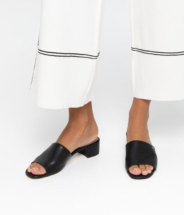 Tibi Glattleder Vegane Damen Sandalen von Matt & Natt