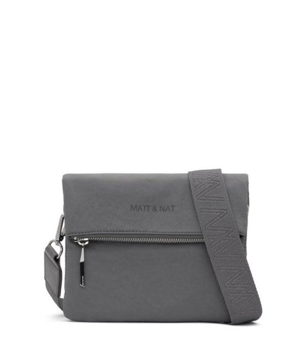 Vegane Handtasche Hartz Grey von Matt & Natt