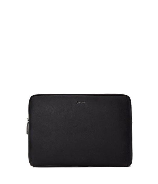 Vegane Laptoptasche Ofin 13 Black von Matt & Natt