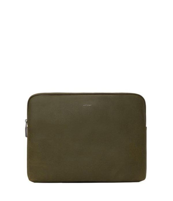Vegane Laptoptasche Ofin 15 Olive von Matt & Natt