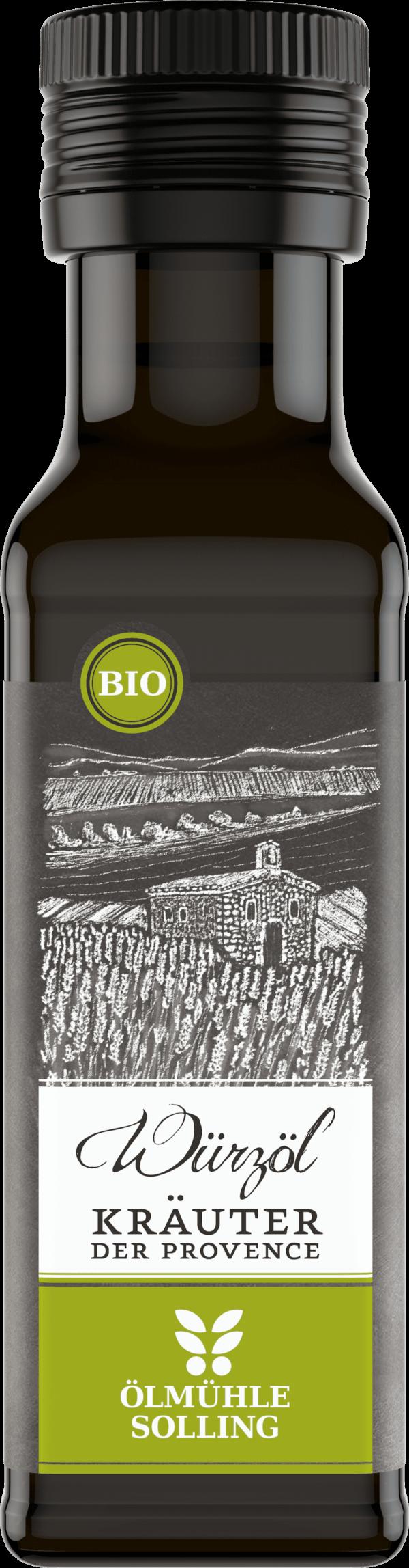 Kräuter der Provence Würzöl 100 ml von Ölmühle Solling