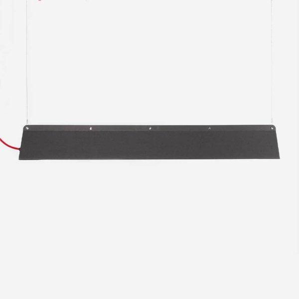 Hängeleuchte - kaltweiß / schwarz von Room in a Box