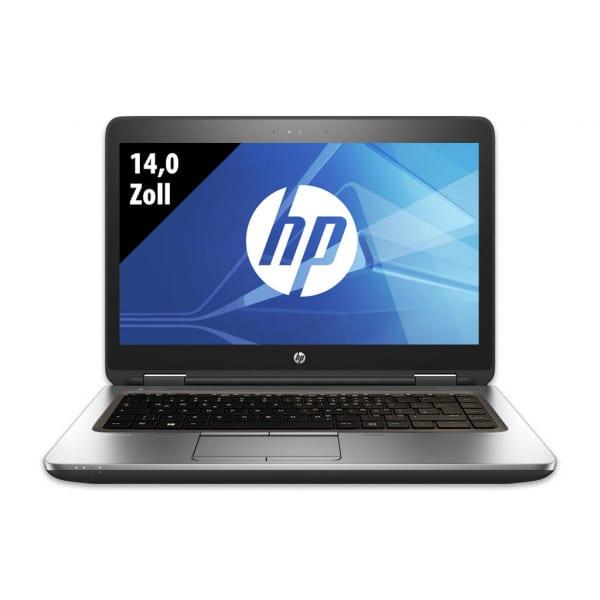 HP ProBook 640 G3 - 14