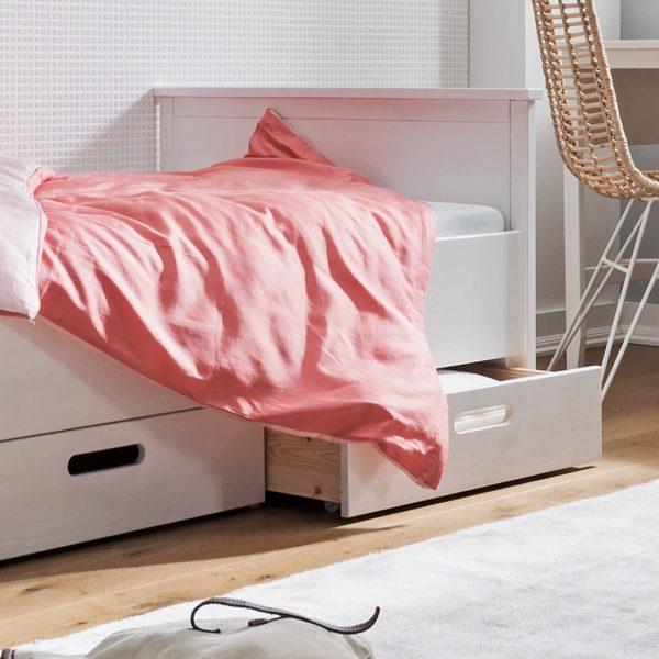 """Schubladen-Set für Einzelbett """"Lucena"""" von allnatura"""