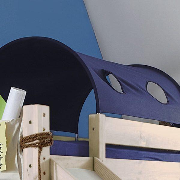 """Spieltunnel """"Pico"""" - lila von allnatura"""