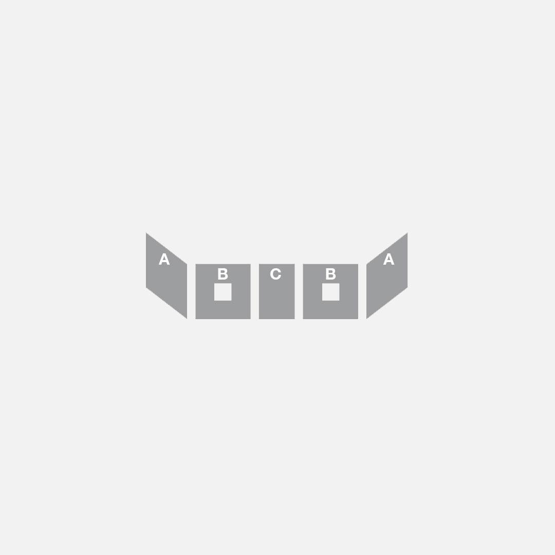 """Spielvorhang für Mini-Hochbett """"Kiddy"""" - lila von allnatura"""