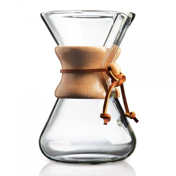 '-Kaffeekaraffe mundgeblasen für bis zu 5 Tassen von Chemex
