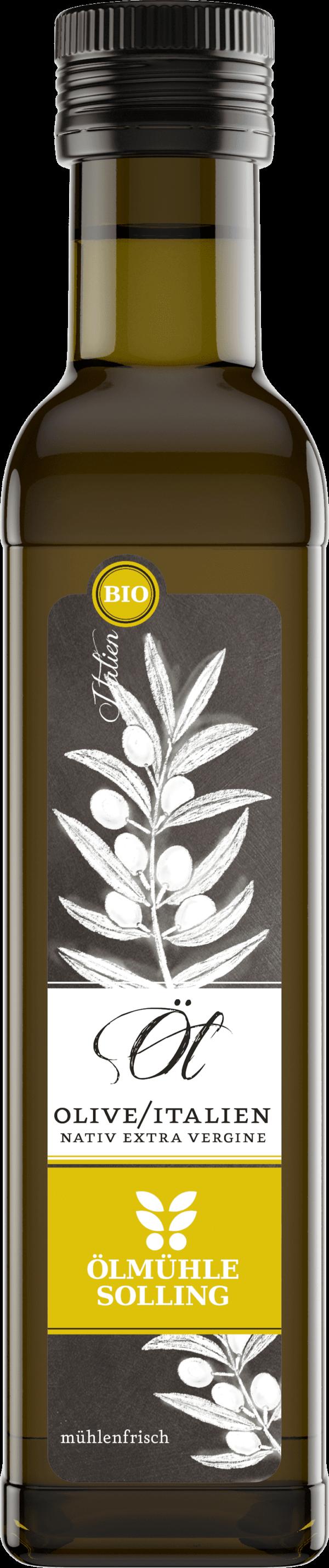 Olivenöl/Italien 250 ml von Ölmühle Solling