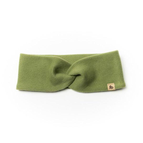 ELLA aus Bio-Baumwolle - Waldgrün von Robin