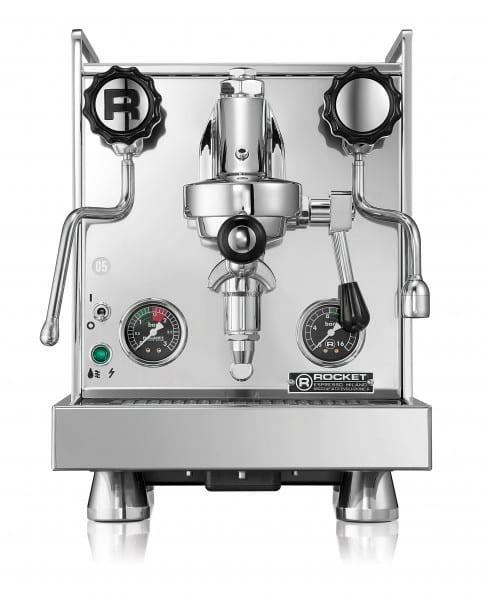 Rocket Mozzafiato Evolutione R Espressomaschine von Rocket Espresso Milano