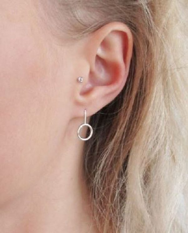 Small Drop umweltfreundliche Ohrringe von Wild Fawn