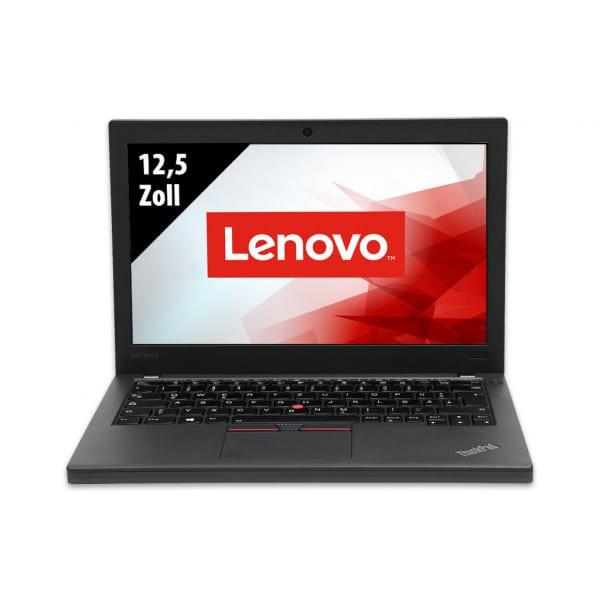Lenovo ThinkPad X270 - 12