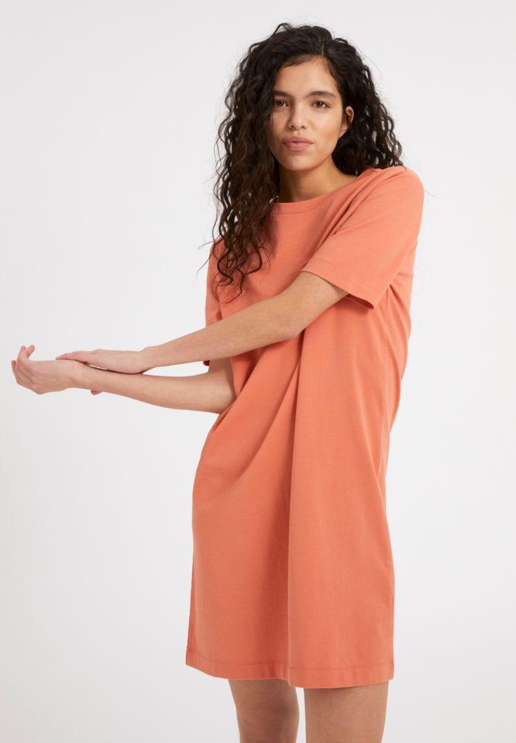Kleid Kleaa In Burned Mandarin von ArmedAngels