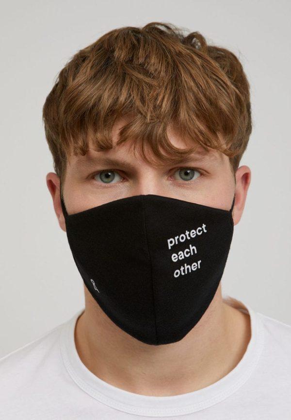 Maske Redaav 2.0 Tc Protect In Black von ArmedAngels